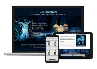 Clun Forest Spirits